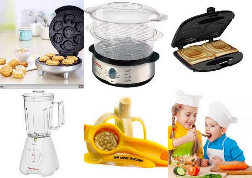Gadżety kuchenne – jak przygotować szybkie posiłki dla dziecka?