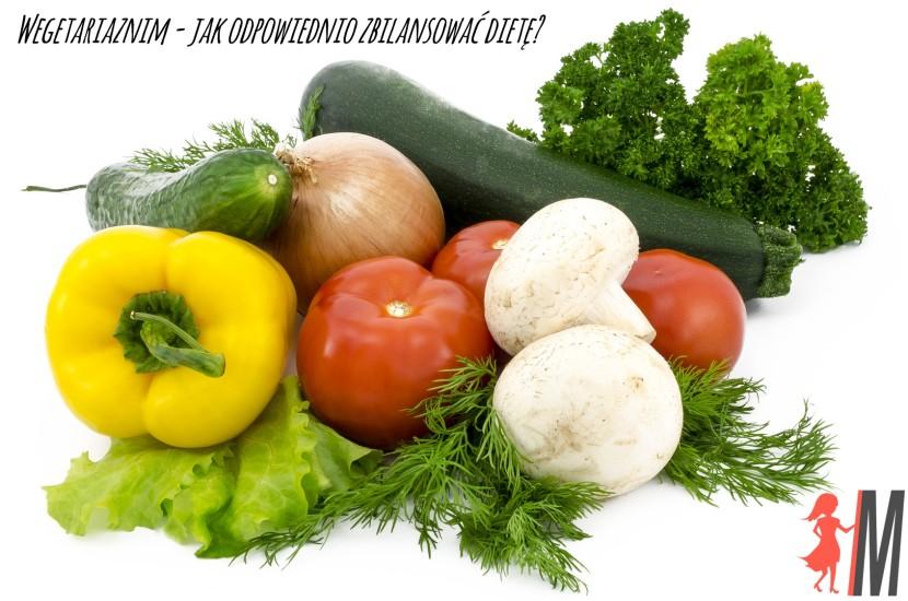 Wegetarianizm – zbilansowana dieta bezmięsna