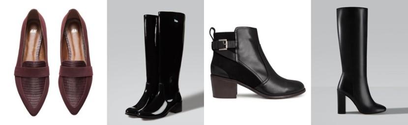 Stylowe buty na jesień – inspiracje