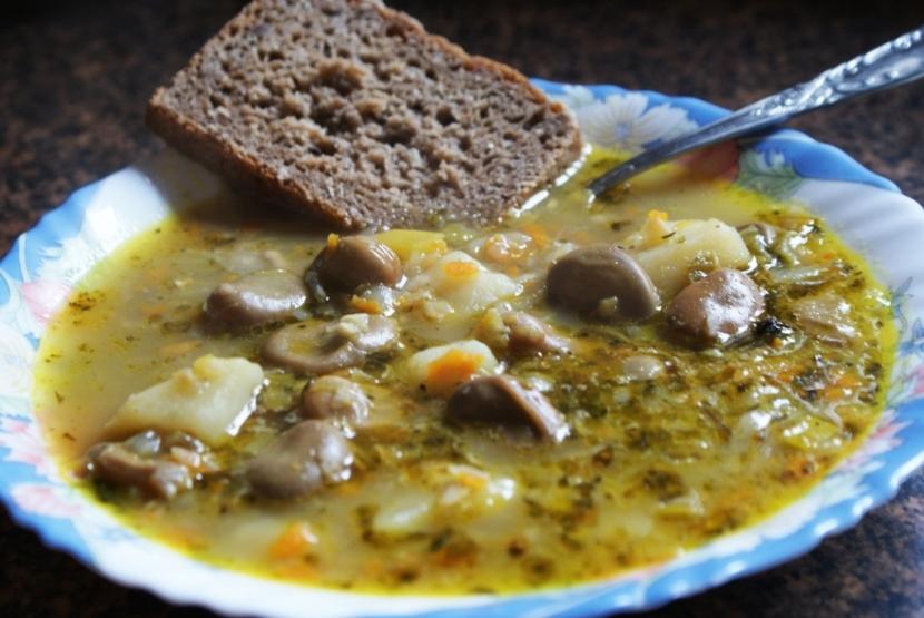 Zupa z bobu – przepis!