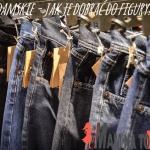 jeansy damskie