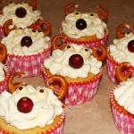 przepis na muffinki świąteczne