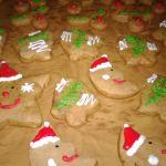 przepis na pierniczki bożonarodzeniowe