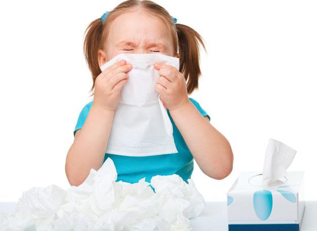 Zatkany nos u dziecka, jest na to sposób