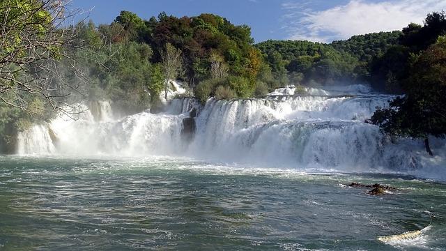 Jeziora Plitwickie – Park Narodowy w Chorwacji