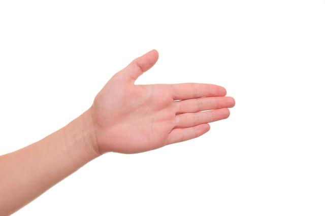 Linie papilarne dłoni – co oznaczają?