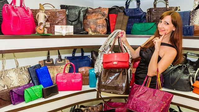 Modne torebki – trendy wiosna lato 2015