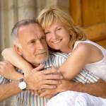 związek ze starszym mężczyzną
