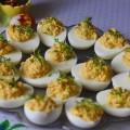 jajka faszerowane przepis
