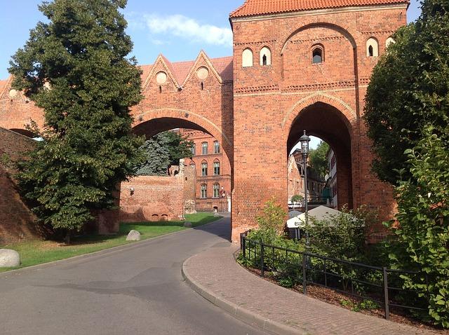 Toruń – miasto legend