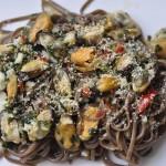 mule seafood dinner bff food foodporn pasta makaron chilli mniamhellip
