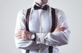 Muszka czy krawat?