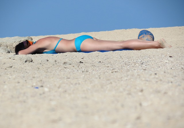4 domowe sposoby na oparzenia słoneczne