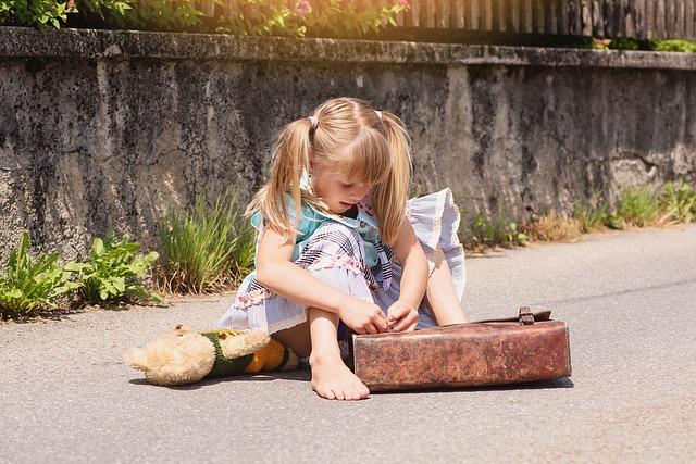 Co zabrać na wakacje z dzieckiem
