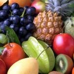 jak usunąć plamy z owoców