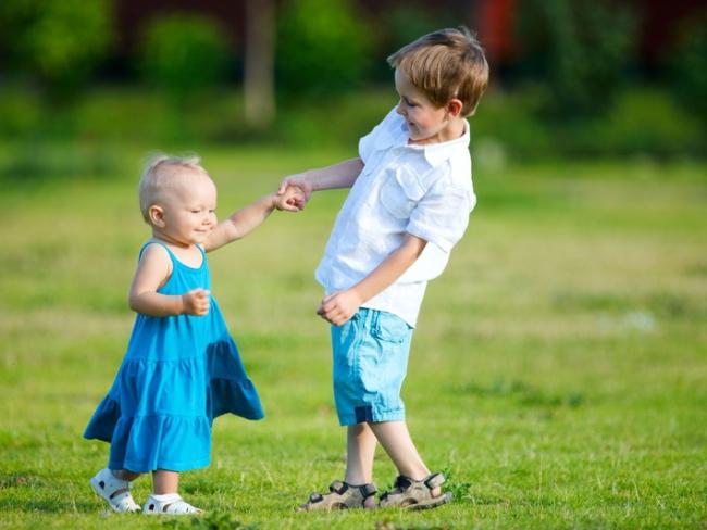 Jaka jest najlepsza różnica wieku między dziećmi?