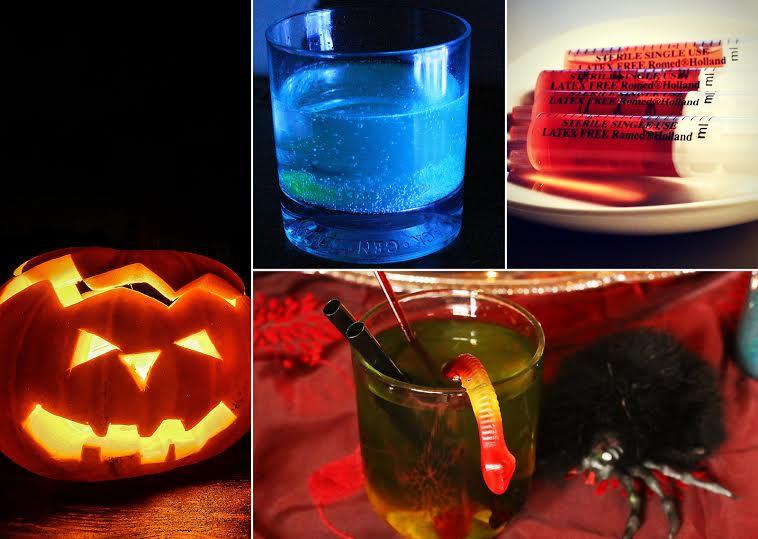 3 drinki na halloween