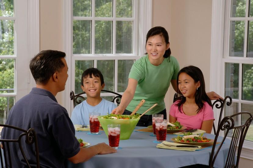 Jak zaplanować jadłospis dla rodziny