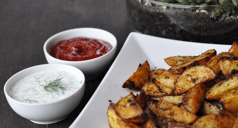 przepis na dania z ziemniaków