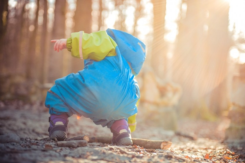 Co robić z dziećmi jesienią?